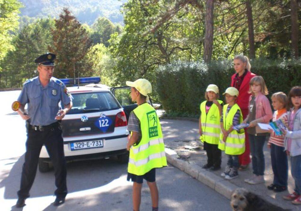 Policijska škola za djecu