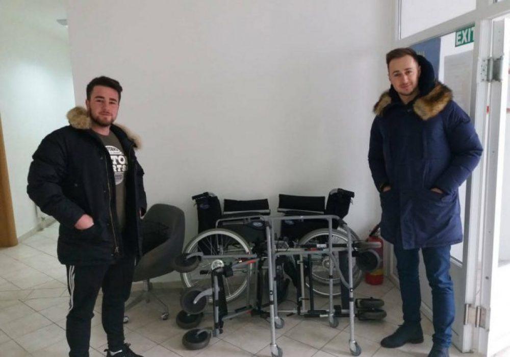 Porodica Majdanac uručila donaciju Centru za socijalni rad 'Jajce'