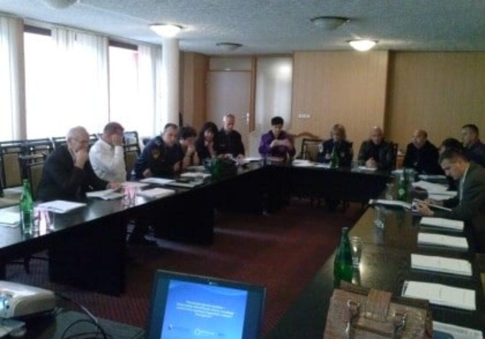 Edukacija o multidisciplinarnom pristupu u oblasti borbe protiv trgovine ljudima