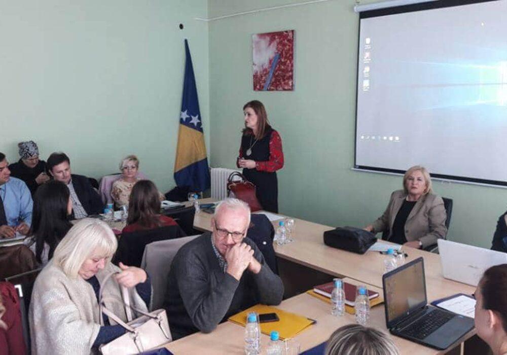 Izrada Protokola o zaštiti djece od zlostavljanja na području SBK/KSB