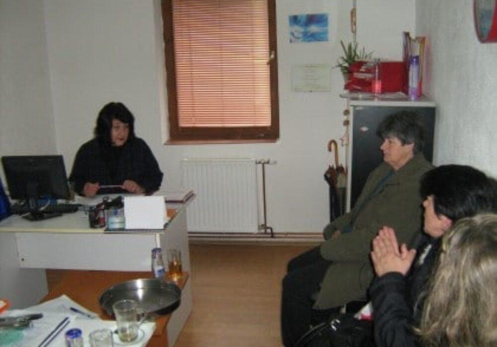Radionica savjetodavnog rada sa roditeljima invalidne djece